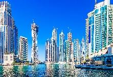 Croaziera UAE si Oman, cu zbor inclus